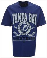 Majestic Men's Tampa Bay Lightning Vintage Five on Five T-Shirt