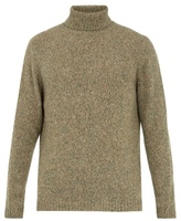 Massimo Alba Roll-neck Alpaca-blend Sweater