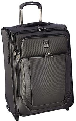 Travelpro 23 Crew Versapack Max Carry-On Expandable Rollaboard (Titanium Grey) Luggage