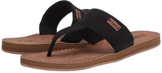 Flojos Grace (Black) Women's Sandals