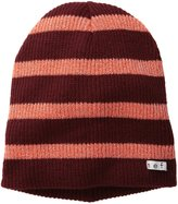 Neff Women's Daily Sparkle Stripe Beanie Hat