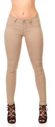 V.I.P. Jeans V.I.P. JEANS Women's Plus Size 1-6637BK-4