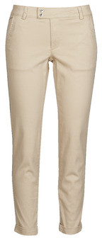 Les Petites Bombes V1202 women's Trousers in Beige
