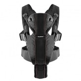 BabyBjérn Baby Carrier Miracle - black