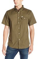 Matix Clothing Company Men's Eli Poplin Short Sleeve Shirt