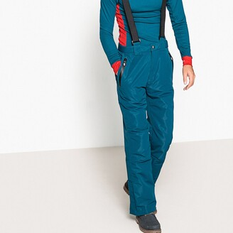 La Redoute Collections Ski Trousers with Adjustable Braces