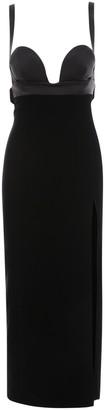 Saint Laurent Sleeveless Maxi Dress