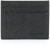 Ermenegildo Zegna classic cardholder - men - Calf Leather - One Size