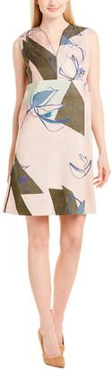 Piazza Sempione Shift Dress