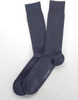 Calvin Klein Dress Rib Sock