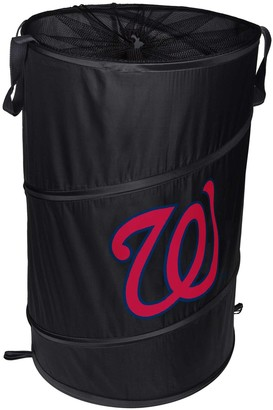 Washington Nationals Cylinder Pop Up Hamper