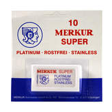 Merkur Double-edged Razor Blades (2113) by 10 Blades)