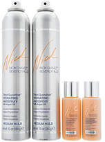 Nick Chavez Thirst Quencher Hairspray Duo w/ Travel Shamp & Conditioner