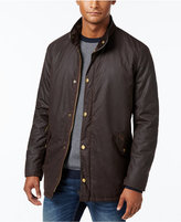 Barbour Men's Prestbury Waxed-Cotton Jacket