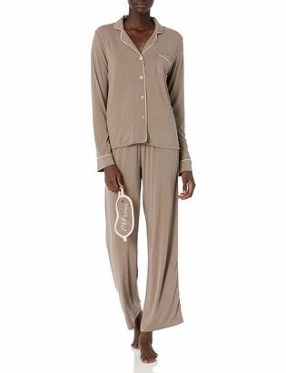 PJ Salvage Women's Loungewear Modal Basics Pajama Pj Set