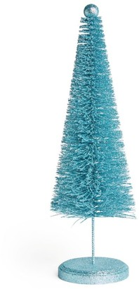 Harrods Glitter Christmas Tree Decoration