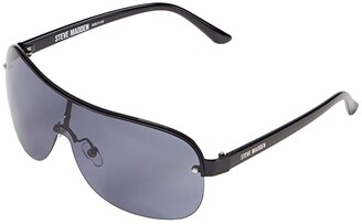 Steve Madden Briar (Black) Fashion Sunglasses