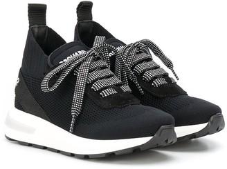 DSQUARED2 Mesh Sock Sneakers