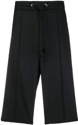 Maison Margiela drawstring knee-length shorts
