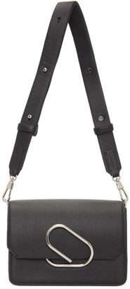 3.1 Phillip Lim Black Mini Alix Bag