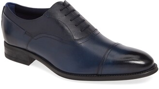 Ted Baker Sibits Leather Cap Toe Oxford