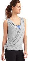 Gap GapFit Breathe wrap tank