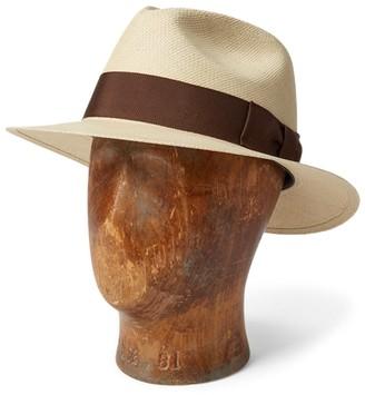 Ralph Lauren Hand-Woven Panama Hat