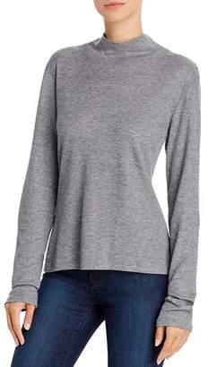 Rag & Bone Kari Ribbed Mock-Neck Sweater
