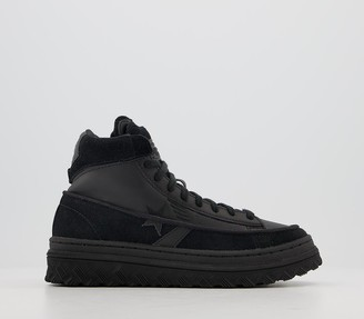 Converse Pro Leather X2 Trainers Black