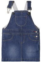 Esprit Girl's RJ31003 Regular Fit Sleeveless Dungarees,