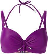 Marlies Dekkers Musubi plunge bikini top D-size +