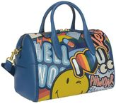 Anya Hindmarch Giant Stickers Vere Barrel Bag