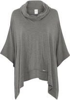 Calvin Klein Underwear Escape Stretch-jersey Top - Gray