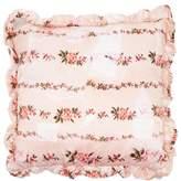 Preen by Thornton Bregazzi Floral-print Silk-satin Cushion - Womens - Pink