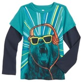 Tea Collection Boy's Bear With Me Graphic T-Shirt