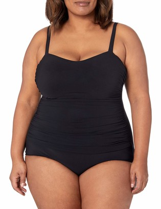 Gottex Women's Plus-Size Sweetheart One Piece Swimsuit