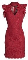 Adelyn Rae Women's Delilah Lace Sheath Dress