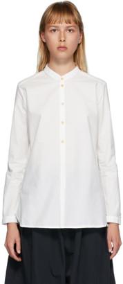 Toogood White The Botanist Shirt