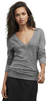 Kenneth Cole V-Neck Tunic Sweater