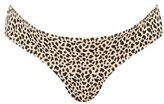 Topshop Women's Leopard Maternity Bikini Bottoms