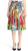 Etro Women's Ikat Print Skirt
