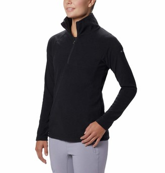Columbia Women's Glacial IV Half Zip Soft Fleece with Classic Fit