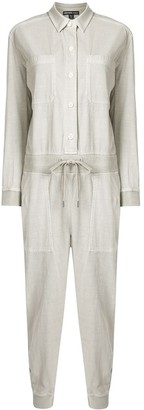 James Perse Workwear Jumpsuit