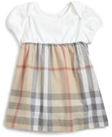 Burberry Infant's Classic Check Dress