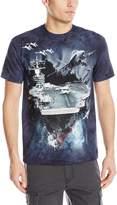 The Mountain Men's Aircraft Carrier BT T-Shirt