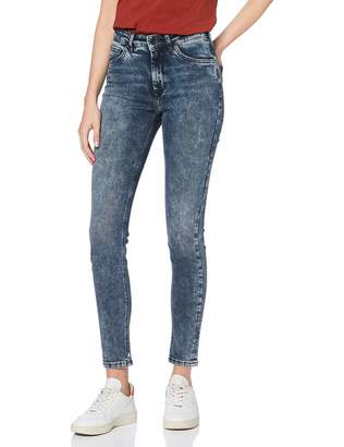 Scotch & Soda Maison Women's Haut Line Straight Jeans