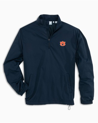 Southern Tide Auburn Tigers Intercoastal Quarter Zip Pullover