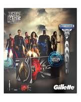 Gillette Mach 3 Turbo Justice League Gift Set