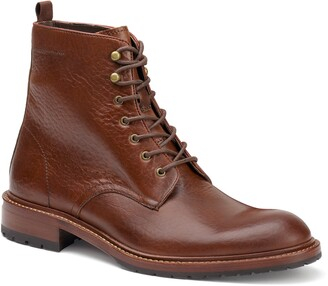 Trask Lance Plain Toe Boot