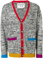 Henrik Vibskov Long Dong knitted cardigan - men - Cotton/Wool - S